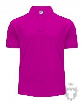 Polos JHK Regular color Fucsia :: Ref: FU