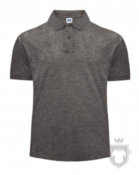 Polos JHK Regular color Grey Melange :: Ref: GM