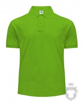 Polos JHK Regular color Lime :: Ref: LM