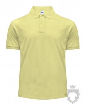Polos JHK Regular color Light Yellow :: Ref: LY