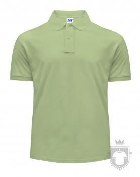Polos JHK Regular color Pale green :: Ref: PG