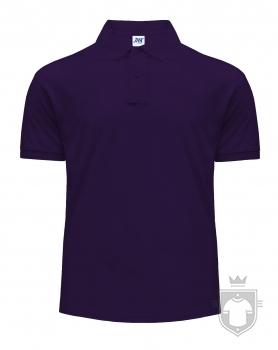 Polos JHK Regular color Purple :: Ref: PU
