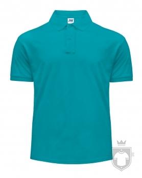 Polos JHK Regular color Turquoise :: Ref: TU