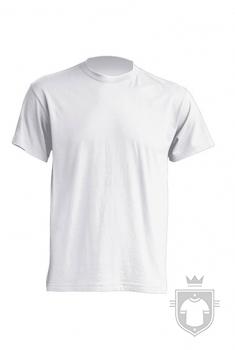 Camisetas JHK Subli color White Sublimatable :: Ref: WHSB