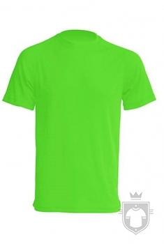 Camisetas JHK Sport Regular color Lime Fluor :: Ref: LMF