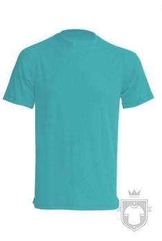 Camisetas JHK Sport Regular color Turquoise :: Ref: TU