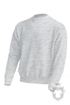 Sudaderas JHK Sweatshirt color Ash Melange :: Ref: AS