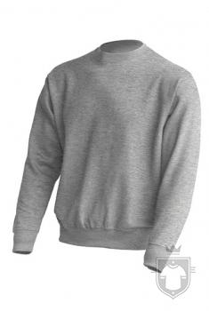 Sudaderas JHK Sweatshirt color Grey Melange :: Ref: GM