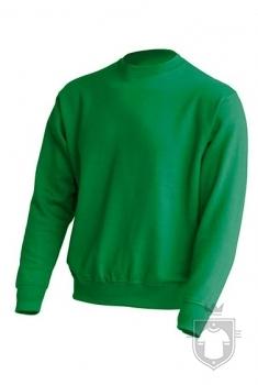 Sudaderas JHK Sweatshirt color Kelly Green :: Ref: KG