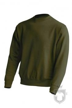 Sudaderas JHK Sweatshirt color Khaki :: Ref: KH