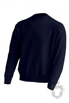 Sudaderas JHK Sweatshirt color Navy :: Ref: NY