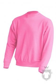 Sudaderas JHK Sweatshirt color Pink :: Ref: PK