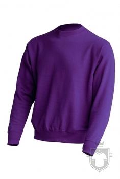 Sudaderas JHK Sweatshirt color Purple :: Ref: PU