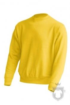 Sudaderas JHK Sweatshirt color Gold :: Ref: SY