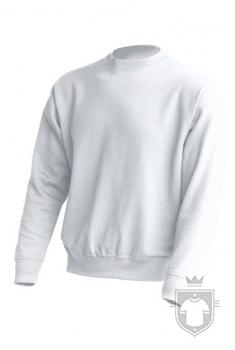 Sudaderas JHK Sweatshirt color White :: Ref: WH