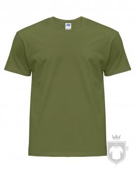 Camisetas JHK Regular color Amazonia Green :: Ref: AG