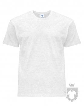 Camisetas JHK Regular color Ash Melange :: Ref: AS