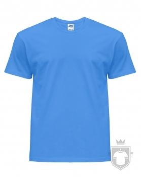 Camisetas JHK Regular color Azzure :: Ref: AZ