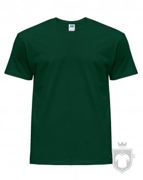 Camisetas JHK Regular color Bottle Green :: Ref: BG