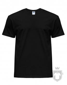 Camisetas JHK Regular color Black :: Ref: BK