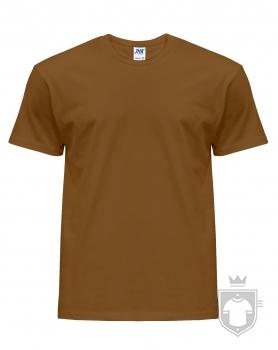 Camisetas JHK Regular color Brown :: Ref: BR
