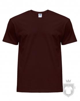 Camisetas JHK Regular color Cardinal :: Ref: CA