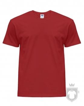 Camisetas JHK Regular color Canary Red :: Ref: CR