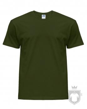 Camisetas JHK Regular color Forest Green :: Ref: FG