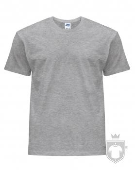 Camisetas JHK Regular color Grey Melange :: Ref: GM
