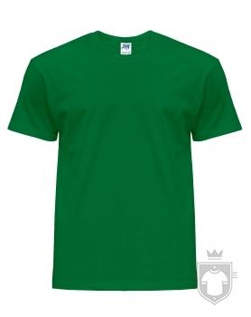 Camisetas JHK Regular color Kelly Green :: Ref: KG