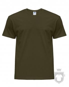 Camisetas JHK Regular color Khaki :: Ref: KH