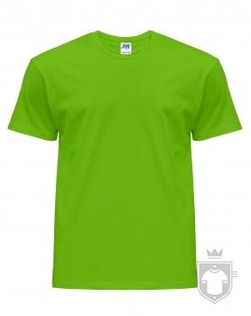 Camisetas JHK Regular color Lime :: Ref: LM
