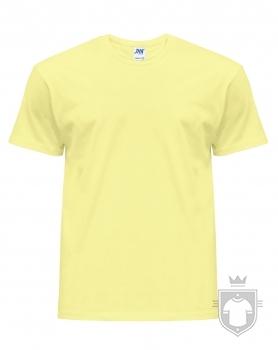 Camisetas JHK Regular color Light Yellow :: Ref: LY