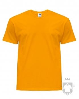 Camisetas JHK Regular color Mustard :: Ref: MU