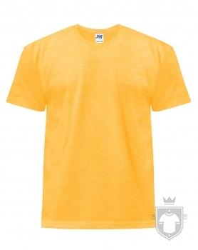 Camisetas JHK Regular Heather color Mustard Heather :: Ref: MUH