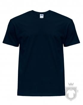 Camisetas JHK Regular color Navy :: Ref: NY