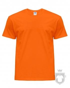 Camisetas JHK Regular color Orange :: Ref: OR