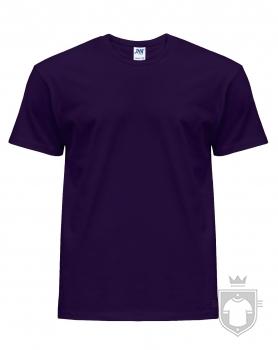 Camisetas JHK Regular color Purple :: Ref: PU