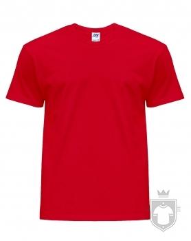 Camisetas JHK Regular color Red :: Ref: RD