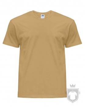 Camisetas JHK Regular color Sand :: Ref: SA