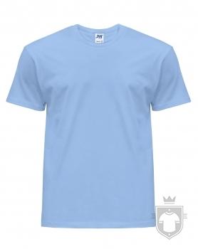 Camisetas JHK Regular color Sky Blue :: Ref: SK