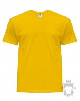 Camisetas JHK Regular color Gold :: Ref: SY