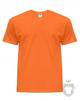 Camisetas JHK Regular color Tangerine :: Ref: TG