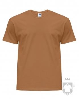 Camisetas JHK Regular color Walnut :: Ref: WA