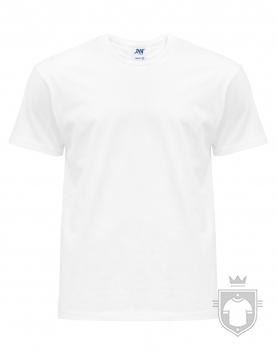 Camisetas JHK Regular color White :: Ref: WH