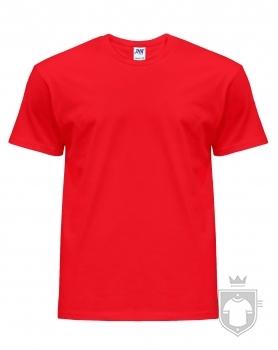 Camisetas JHK Regular color Warm Red :: Ref: WR