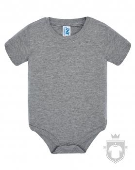 Bodies JHK Baby Body  color Grey Melange :: Ref: GM