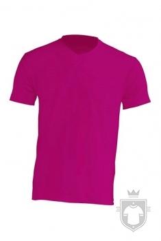 Camisetas JHK Urban V color Fucsia :: Ref: FU