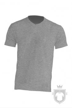 Camisetas JHK Urban V color Grey Melange :: Ref: GM