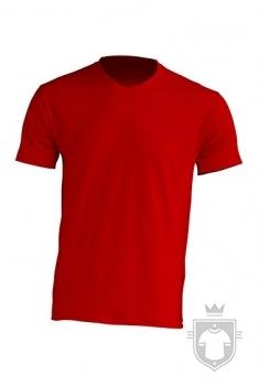 Camisetas JHK Urban V color Red :: Ref: RD